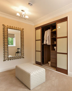 Custom Designed Bedroom Closets in Fort Lauderdale