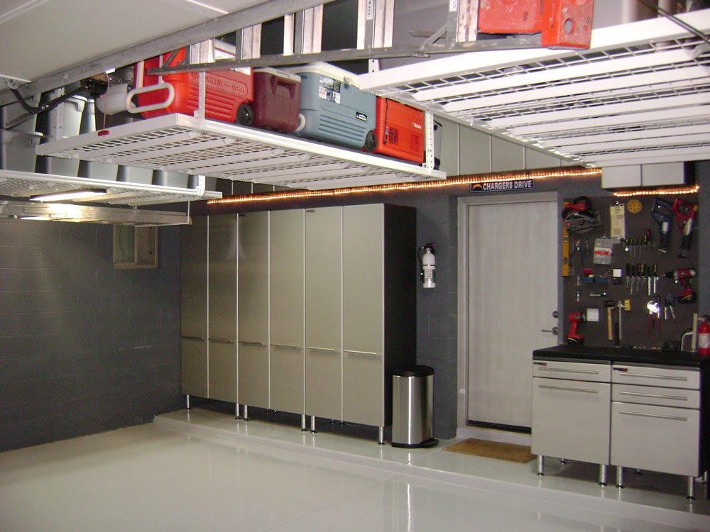 Garage organization tips ideas for father 39 s day garage for Garage storage plans